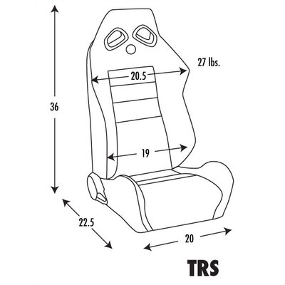 Corbeau TRS Gaming Chair