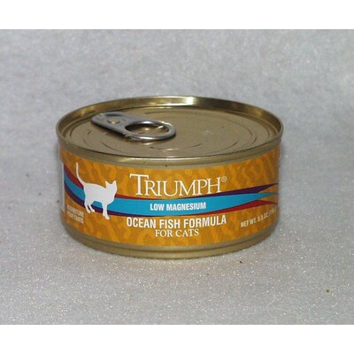 Triumph Ocean Fish Canned Cat Food