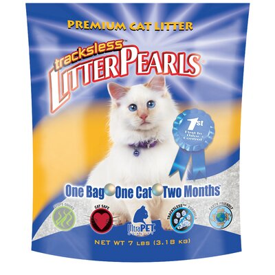 Ultra Pet Trackless Litter Pearls (10.5 lbs)