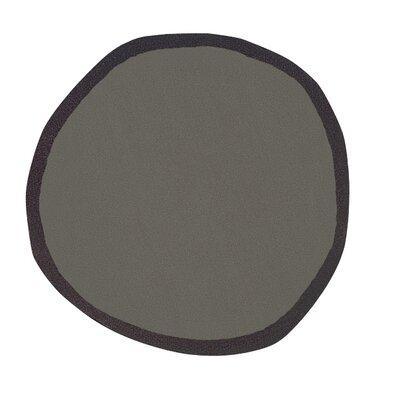 Nanimarquina Aros Redonda Grey Rug
