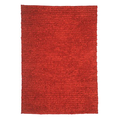 Nanimarquina Dolce Red Rug