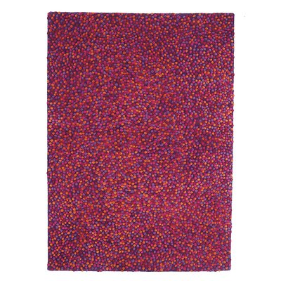 Nanimarquina Topissimo Red/Multi Rug