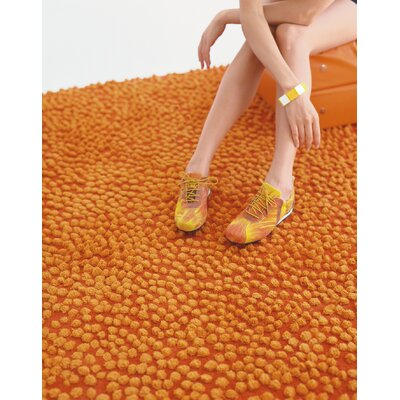 Nanimarquina Topissimo Simple Orange Rug