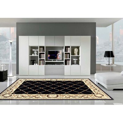 Segma Inc. Florida Naples Black Rug
