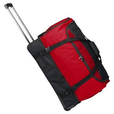 "<strong>Goodhope Bags</strong> 26"" 2-Wheeled Travel Duffel"