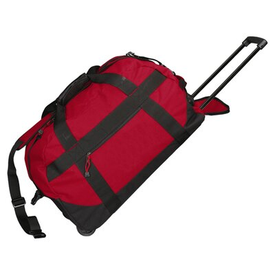 "<strong>Goodhope Bags</strong> 23"" 2-Wheeled Travel Duffel"