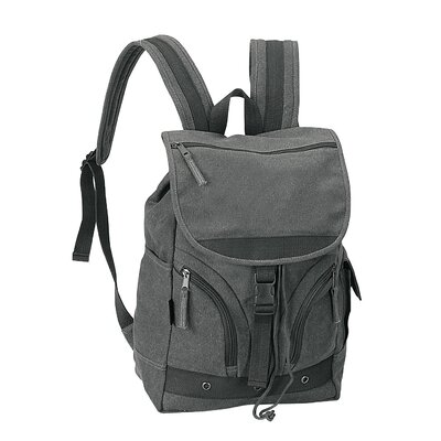 Goodhope Bags Travelwell The Big Bear Backpack in Grey