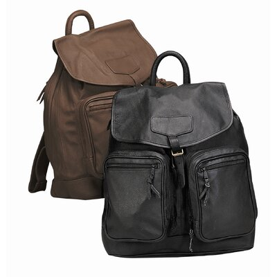 Goodhope Bags Leather Backpack