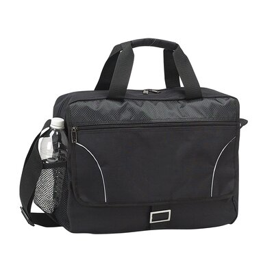 Goodhope Bags Laptop Briefcase in Black