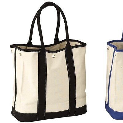 Goodhope Bags Travelwell Natural Cotton Canvas Tote Bag