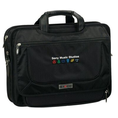 Goodhope Bags Computer Brief in Black