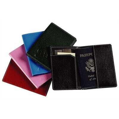 Goodhope Bags Leather Passport Cover