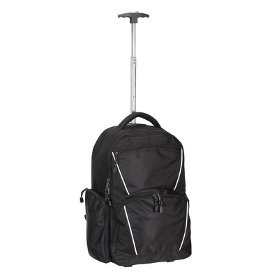 Goodhope Bags Rolling Computer Backpack