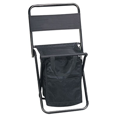 Folding Chair with Cooler - Large