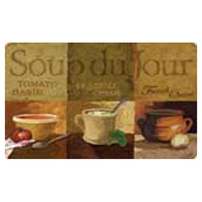 BuyMATS Inc. Cushion Comfort Soup du Jour Mat