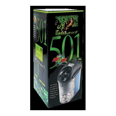 Turtle Clean 501 Canister Filter