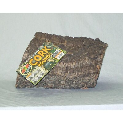 Zoo Med Cork Bark Round for Terrarium