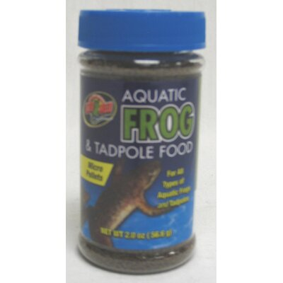 Zoo Med Aquatic Food for Frog and Tadpole