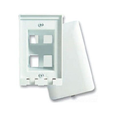 Legrand 4 Outlet Port