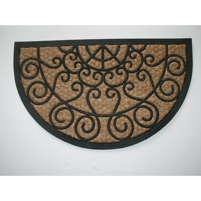 Tuffcor Panama Scroll Mat