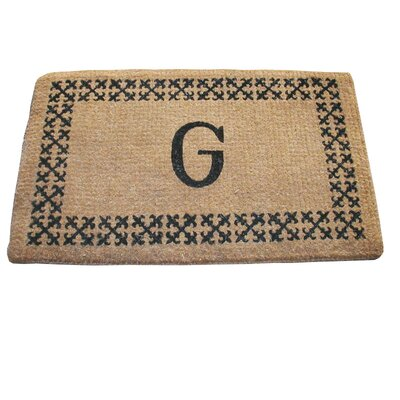 Geo Crafts, Inc Imperial Scroll Border Mat