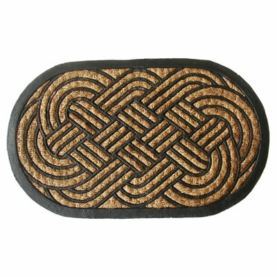 Tuffcor Panama Lovers Knot Mat