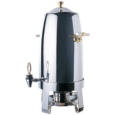 "SMART Buffet Ware ""Save on Additional Items""-Odin 5 Gallon Coffee Urn with Stainless Steel Legs"