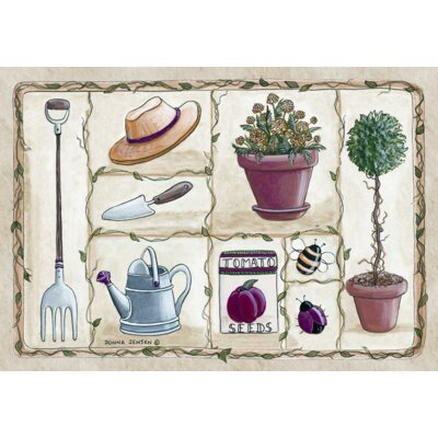 Custom Printed Rugs Home Accents Gardening Novelty Rug