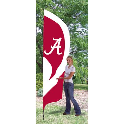 The Party Animal, Inc NCAA Tall Team Flag
