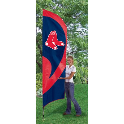 The Party Animal, Inc MLB Tall Team Flag