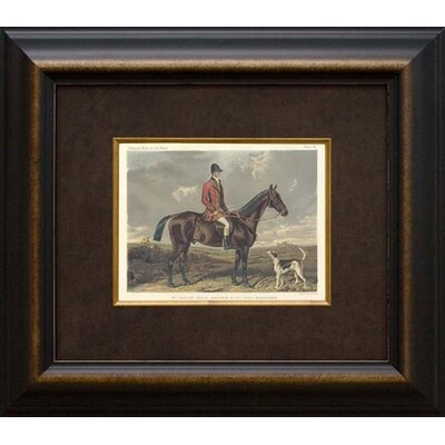 Royal Buckhounds Framed Print