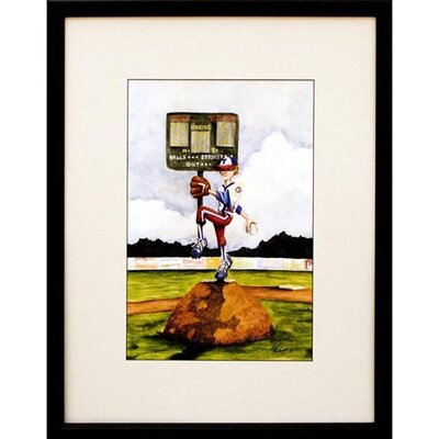 Phoenix Galleries Strike Out Framed Print