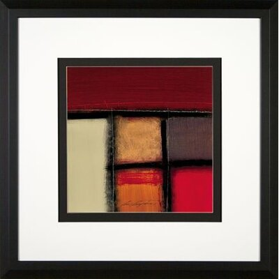 Phoenix Galleries Sections 2 Framed Print