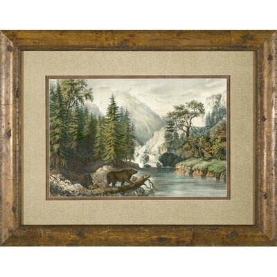 Phoenix Galleries Mt. Pass Framed Print
