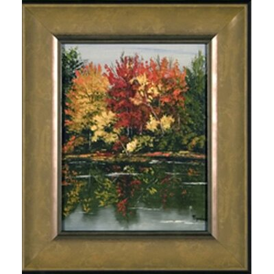 Phoenix Galleries Woodland Scene 2 Framed Print
