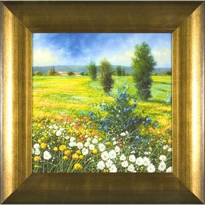 Phoenix Galleries Summer Meadow 2 Framed Print