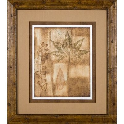 Phoenix Galleries Impressed on Patina 3 Framed Print