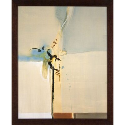 Light Fast 1 Canvas Transfer Framed Print