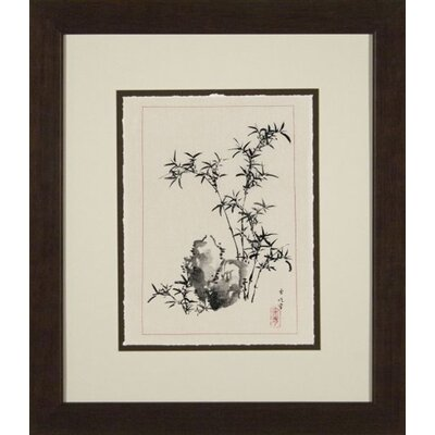 Phoenix Galleries Bamboo Framed Print