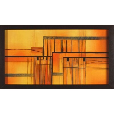 Phoenix Galleries Art and Architecture Canvas Transfer Framed Print