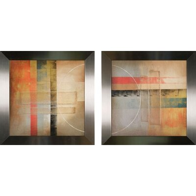 Phoenix Galleries Geometric Framed Prints