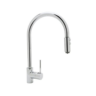 Rohl Bossini One Handle Architectural Single Hole Kitchen Faucet
