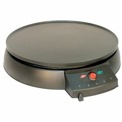 "Griddle - 12"" Crepe Maker"