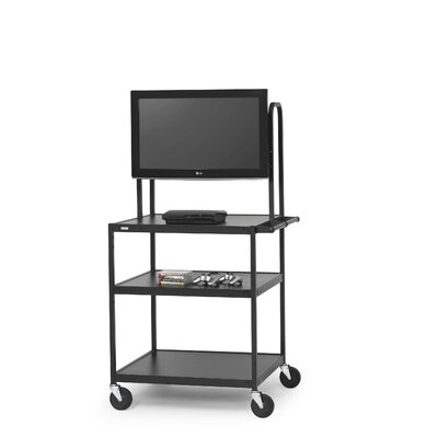 "Bretford Manufacturing Inc Cart for 26"" to 42"" Flat Panels"