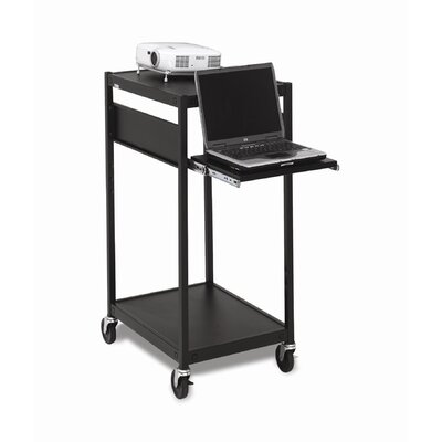"Bretford Manufacturing Inc 24"" Wide Mobile Projector Cart"