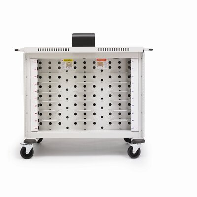 Bretford Manufacturing Inc Basic Intelligent Notebook Storage Cart