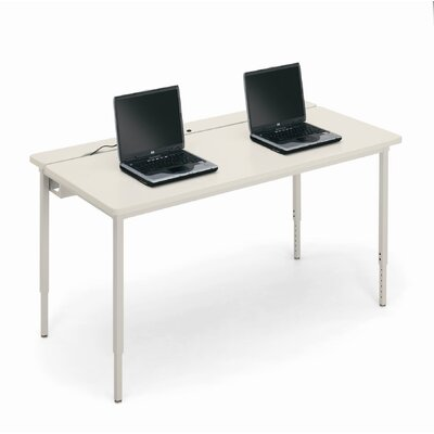 "Bretford Manufacturing Inc Voltea 72"" x 24"" Computer Table"