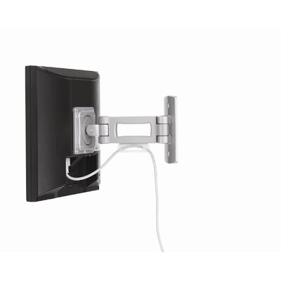 "Bretford Manufacturing Inc Single Arm Small Flat Panel Wall Mount (Up to 22"")"