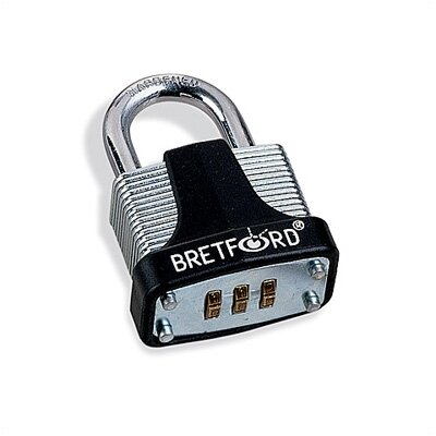 Bretford Manufacturing Inc Tech-Guard Resettable Combination Lock
