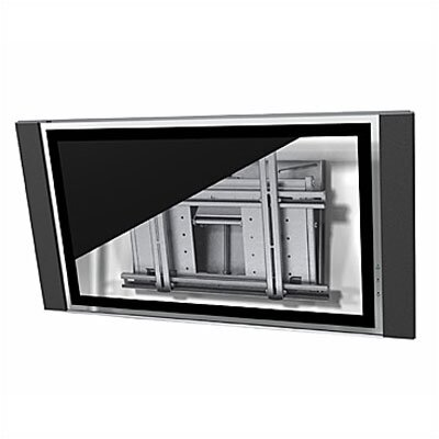 "Bretford Manufacturing Inc Flush Flat Panel Mount with Pitch Adjustment (30"" - 46"" and 46"" - 61"" Screens)"
